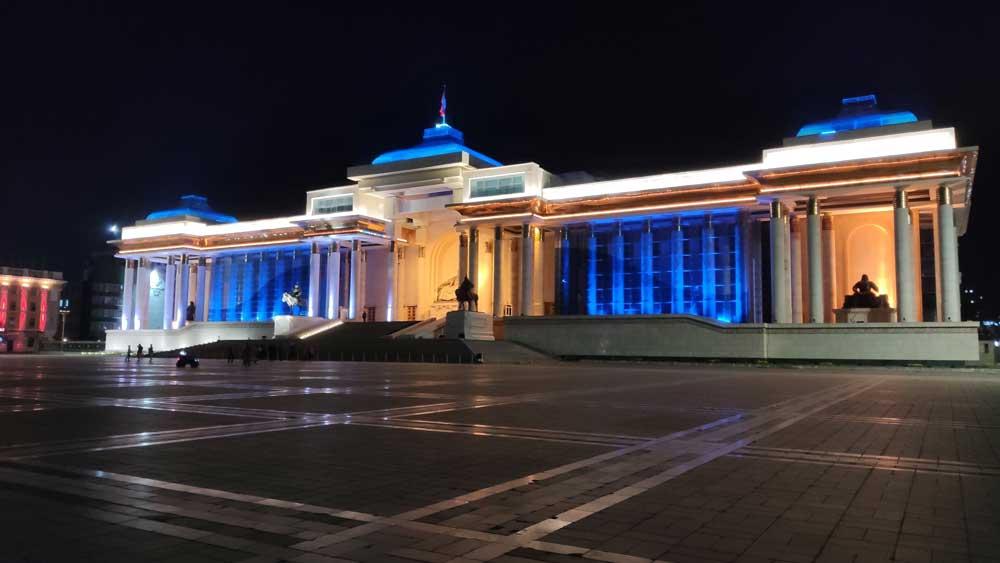 Фотографии из Монголии и Улан-Батора